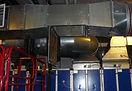 СпецВодоКанал предлагает услуги по очистке производственной вентиляции. Очистка вентиляции производственных предприятий проводится различными методами: вакуумная очистка вентиляции, механическая очистка вентиляции, гидрохимическая очистка вентилции. После очистки вентиляции (при необходимости) возможно проведение дезинфекции вентилции.