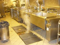 Термохимическая очистка канализации