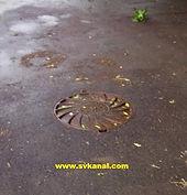 СпецВодоКанал проводит работы по ремонту колодцев канализации