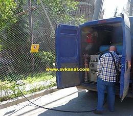 СпецВодоКанал предлагает услуг по прочистке канализации