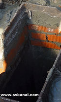 Ремонт колодцев ливневой канализации, замена мусорозадерживающих решеток