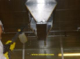СпецВодоКанал предлагает услуги по термохимической очистке вентиляции и по гидродинамической очистке вентиляции, а также услуги по дезинфекции вентиляционной сети.