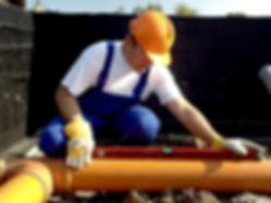 СпецВодоКанал выполняет работы по текущему обслуживанию канализационных сетей: комплексной прочистке канализации, по видеодиагностике канализации, по ремонту участков канализации.