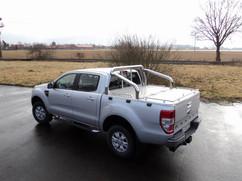 Laderaumabdeckung Ford Ranger