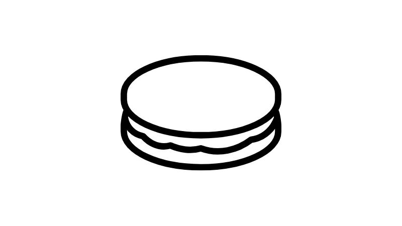 Macarons 1 dozen