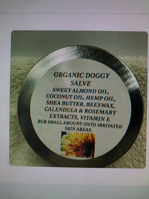 Organic Doggy Salve