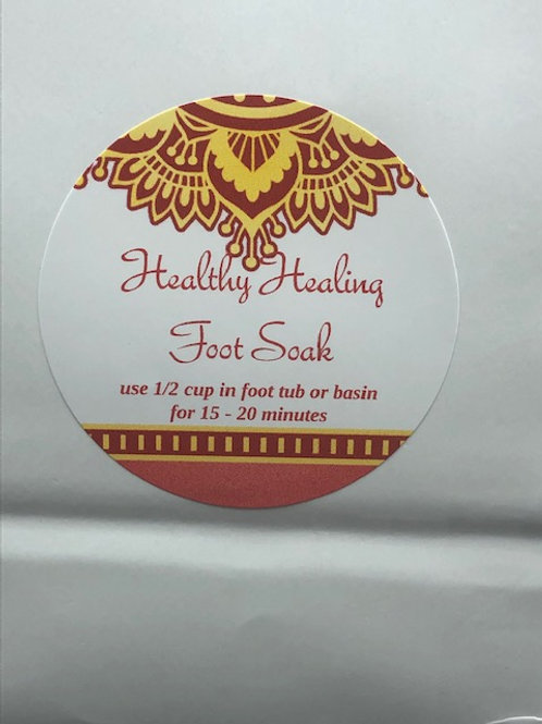 Healthy Healing Foot Soak