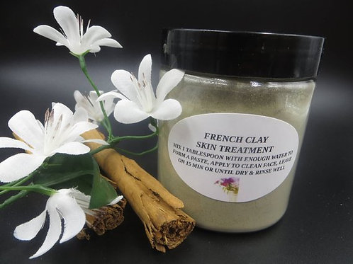 French Clay Skin Treatment