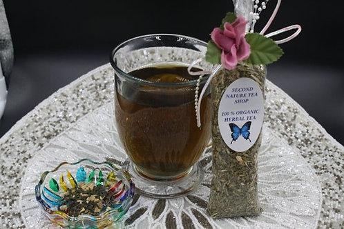 Speciality Organic Herbal Teas