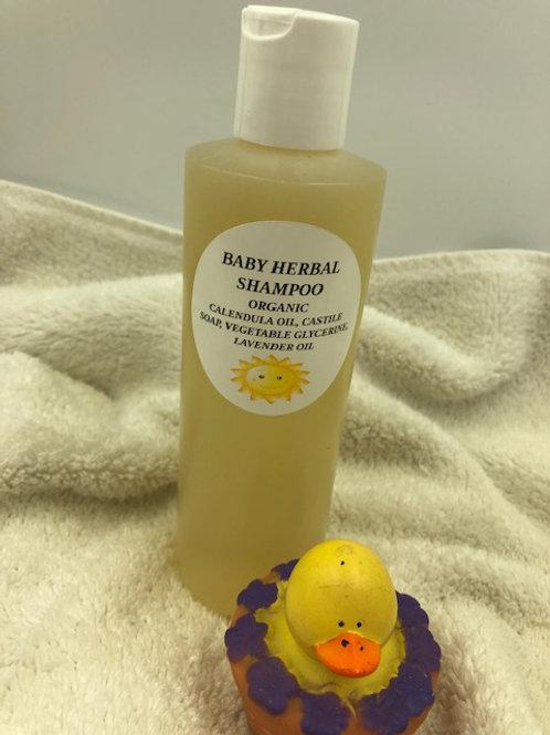 Baby Herbal Shampoo