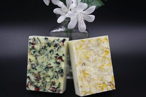 Goats Milk Herbal Soap