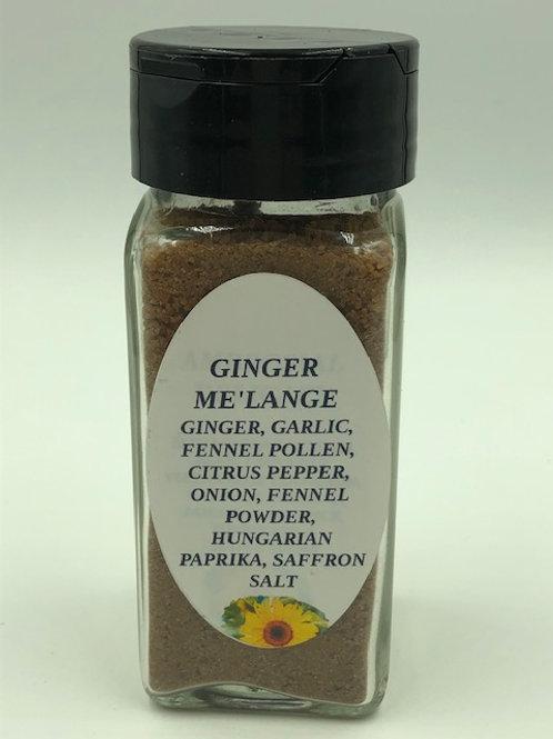 Ginger Me'Lange