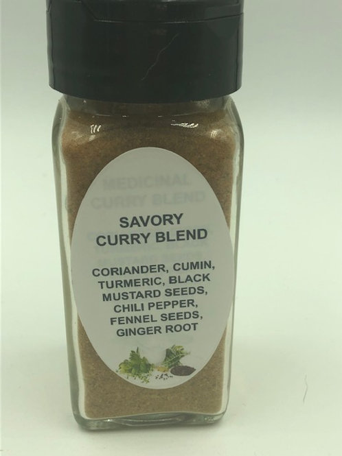 Savory Curry Blend