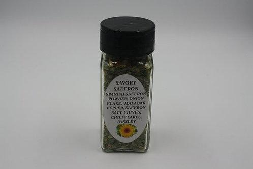 Savory Saffron
