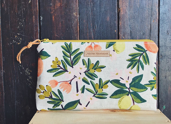 Citrus Floral Oil Bag