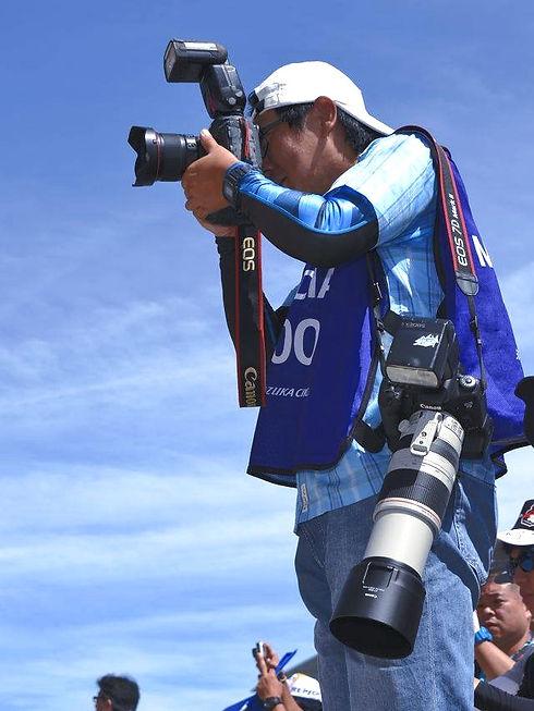 カメライダー佐藤寿さん