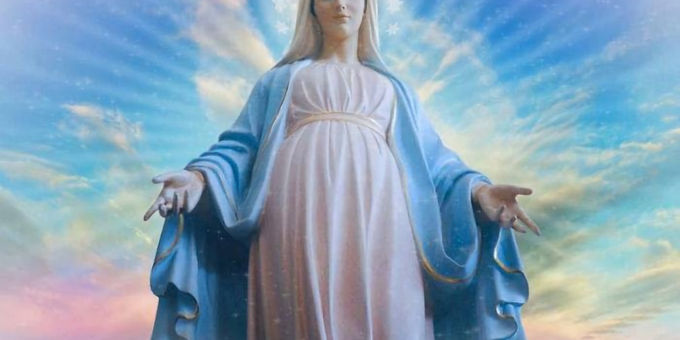 Guided Meditation with Mother Mary