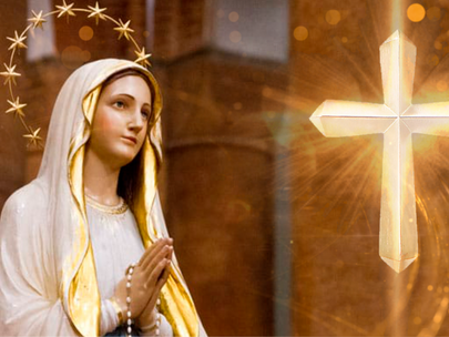 Message from Blessed Mother MaryThe Queen of Heaven Intervenes,  So You Make It Into Heaven