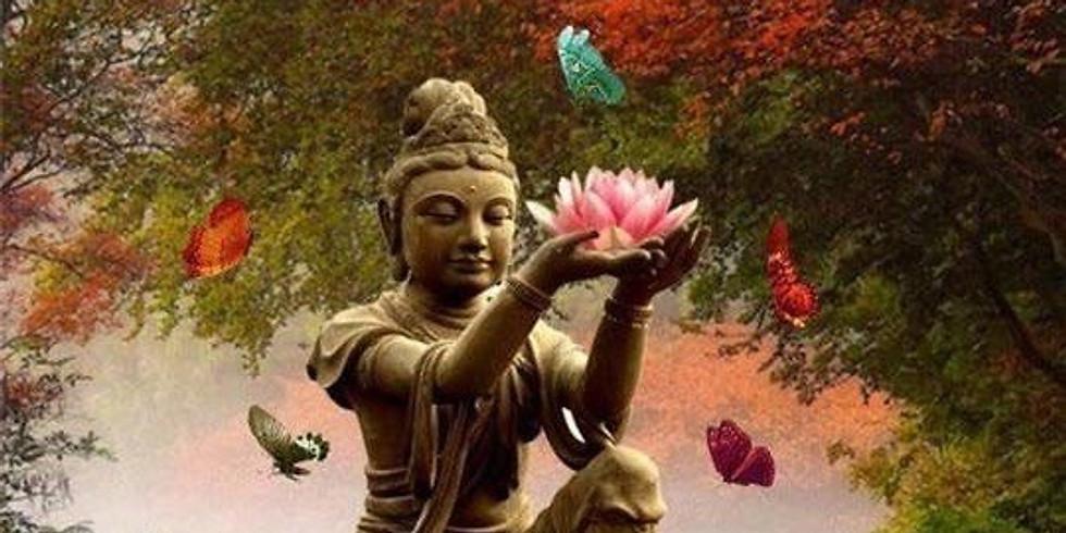 Guided Meditation with Kuan Yin