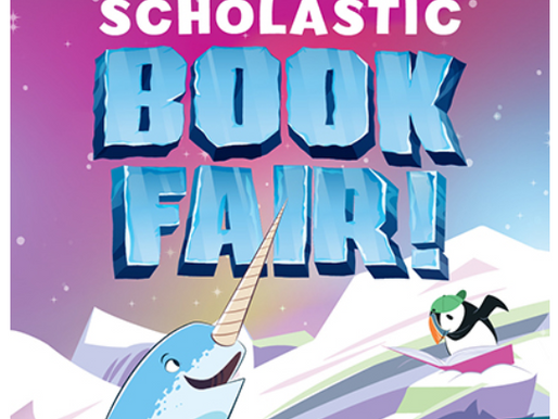 Book Fair is coming!!!!
