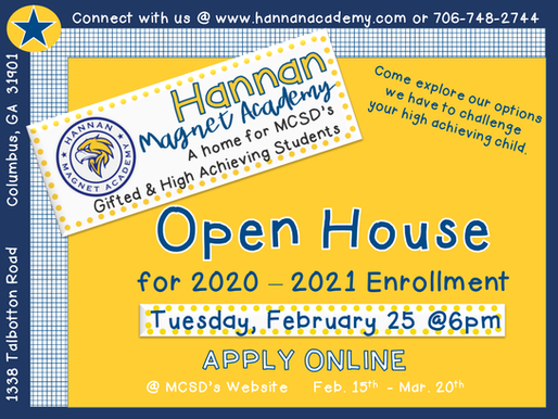 Magnet Open House