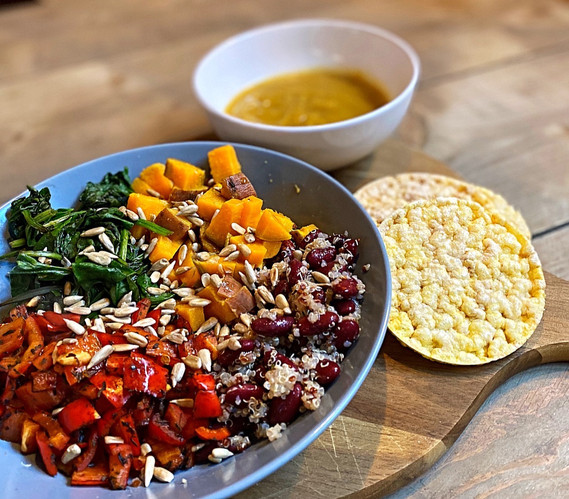 Foodstuff Bowl