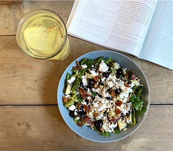 Feta Dadel Salade