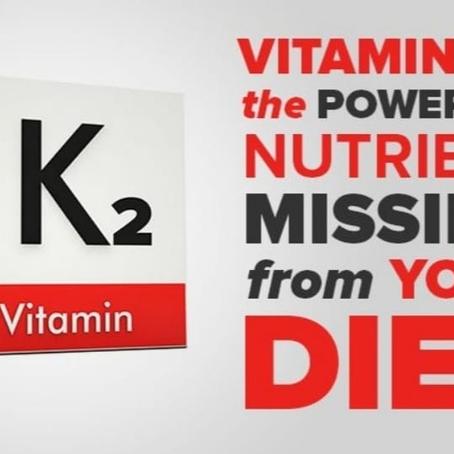 你沒有聽過的, 超級有用的維生素K2
