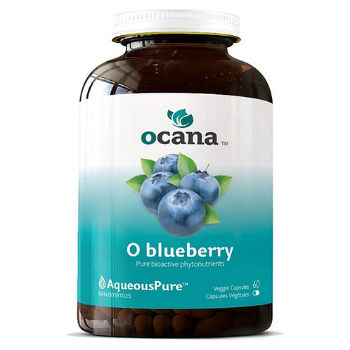 Ocana™, 有機水萃藍莓