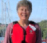 Gill Pendlebury Membershp Secretary at Dart Sailabiity