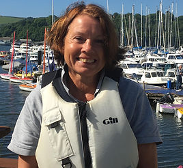 Dolly Marsden Welfare & Volunteer Secretary at Dart Sailability