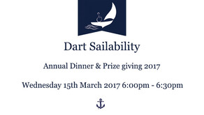 Annual Dinner and Prize Giving 2017
