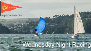 Wednesday evening sailing.