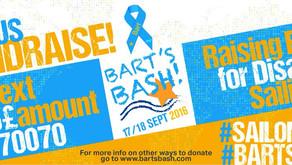 Bart's Bash - 18th Sept 2016