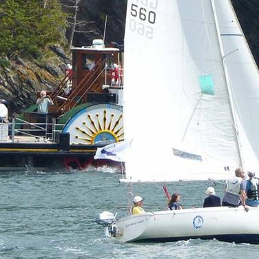 paddle sonar