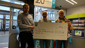 A massive thank you to Co-op Dartmouth
