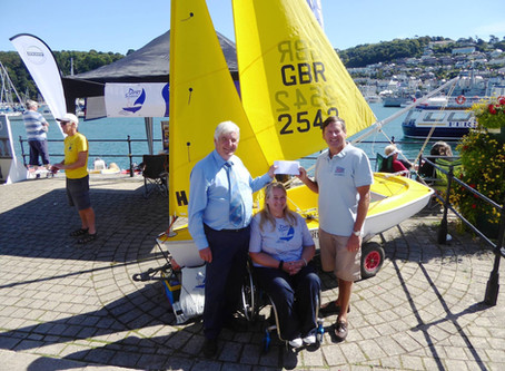 Dartmouth Royal Regatta 2016