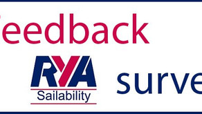 Dart & RYA Sailability - Feeback