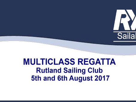 Multiclass Regatta at Rutland