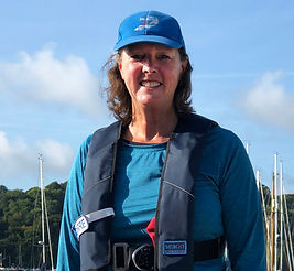 Carrie Sawyer Social Secretary at Dart Sailability