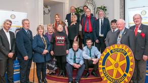 Thank you Totnes Rotary club