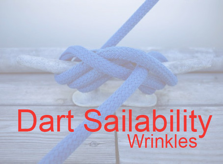 Dart Sailability Wrinkles