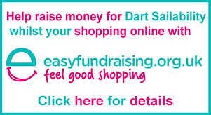 Link to supporting Dart Sailablity through easyfundraising