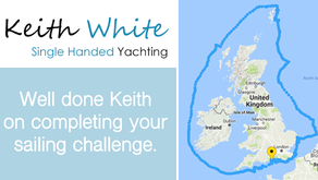 Well done Keith for completing your challenge