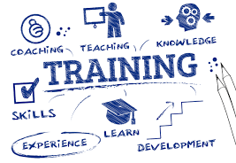 Training image with link to our training page