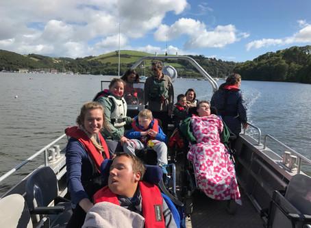 Mayfield Visit Dart Sailability