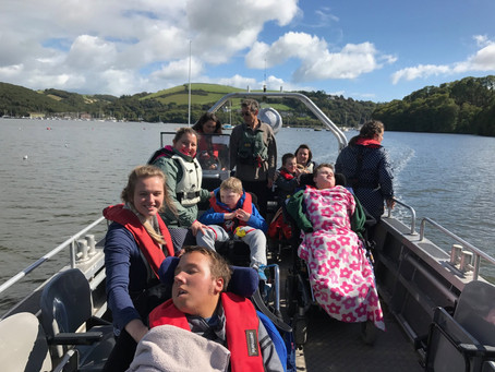 Mayfield Visit Dart Sailability