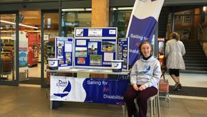 Promoting Dart Sailability at Sainsbury's Dartmouth