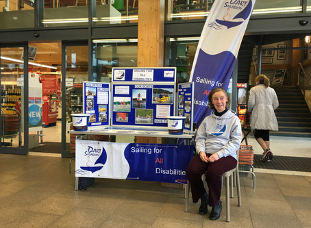 Promoting Dart Sailability at Sainsbury's Dartmouth