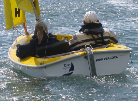 New Hansa 303 / Access Dinghy